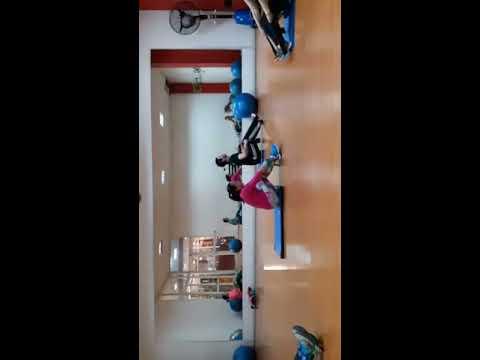 Clase pilates completa santiago 16/8/17