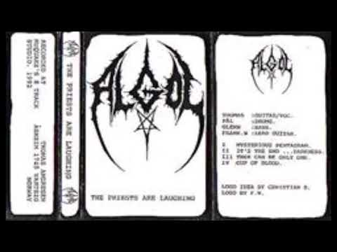 Algol - The Priests Are Laughing  (Full Demo)