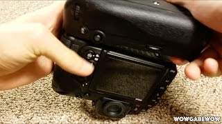 NEEWER MB-D17 Nikon D500 Battery Grip Review