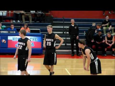 Mississinawa Valley 2017 18 vs  Union City Basketball