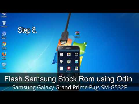 How To Samsung Galaxy Grand Prime Plus SM-G532F Firmware Update (Fix ROM)