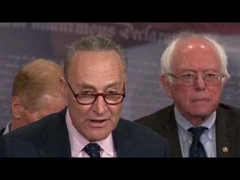 Senate Democrats unveil $1 trillion infrastructure plan
