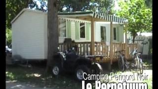 Camping dordogne Le Perpetuum Domme sarlat perigord noir
