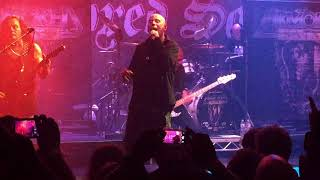 "Armored Saint-Tainted Past + spineless ""Symbol of Salvation"" @ Regent, Los Angeles, August 18, 2018"