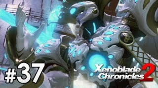 #37 教皇最終形態 (第九章: 雨)《異度神劍2 Xenoblade Chronicles 2》Switch 遊戲