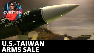 US $1.8 B Arms sale to Taiwan 'total violation of one-China policy' – Galloway