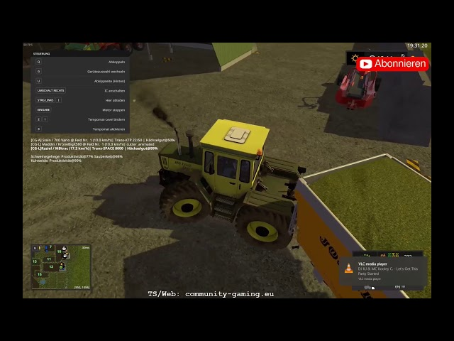 Mais Häckseln hat uns gefehlt ! | Folge #224 | Let's Play Landwirtschafts Simulator 2017
