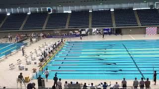 2018年フィンスイミング日本選手権 男子50mAP 決勝 ☆チャンネル登録をよ...