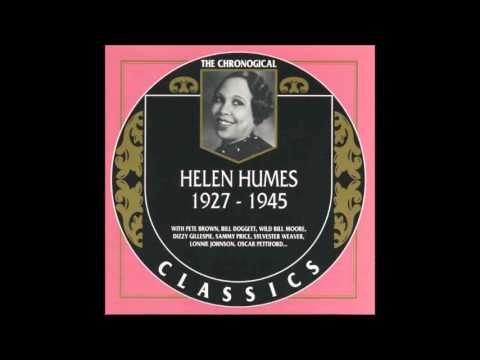 Helen Humes - Cross-Eyed Blues