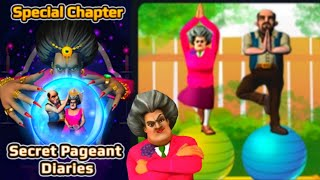 SCARY TEACHER 3D! Out of Control! NEW LEVEL! NEW UPDATE! Secret Pageant Diaries! Special Chapter!