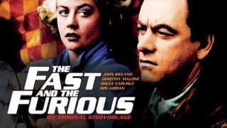 The Fast and the Furious (1960) [Action]   ganzer Film (deutsch)