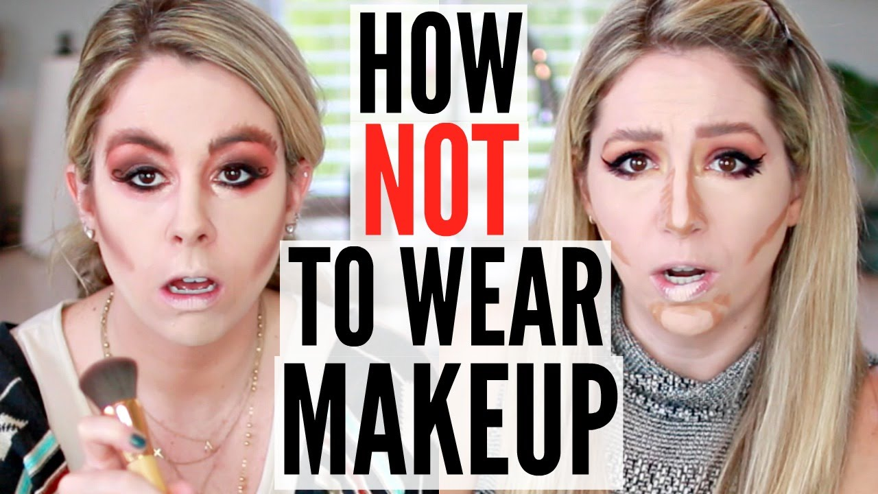 how to learn not to wear makeup