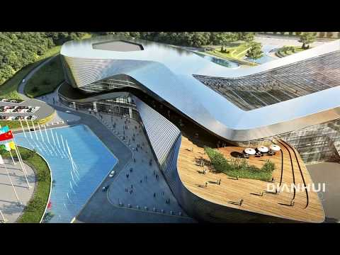 Yibin Convention Center