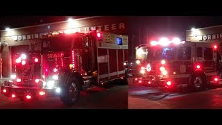 Gambar cover Morningside Rescue Engine & Rescue Squad 827 Responding 6/3/17