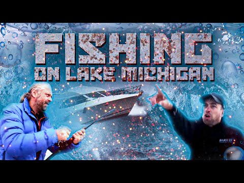 🚣 Fishing on Lake Michigan | SpendthriftCharters | Charter Business | As Real As You