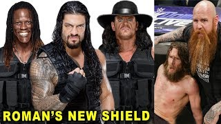 Wrestlers Rumored to Join The New Shield with Roman Reigns - Top 5
