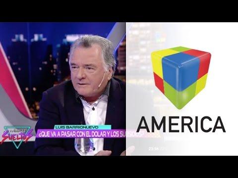 Barrionuevo y las paritarias: Creo que vamos a andar en un 50%