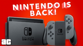 Top 9 COOLEST Things About The Nintendo Switch |