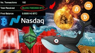 """🚨Who Just Moved 66,223 $BTC?!? NASDAQ: """"We're Doing This No Matter What!"""" Is $ETC Dead?!?"""