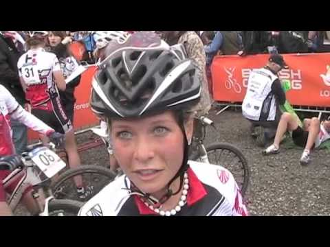 2010 Dalby World Cup - Emily Batty Interview