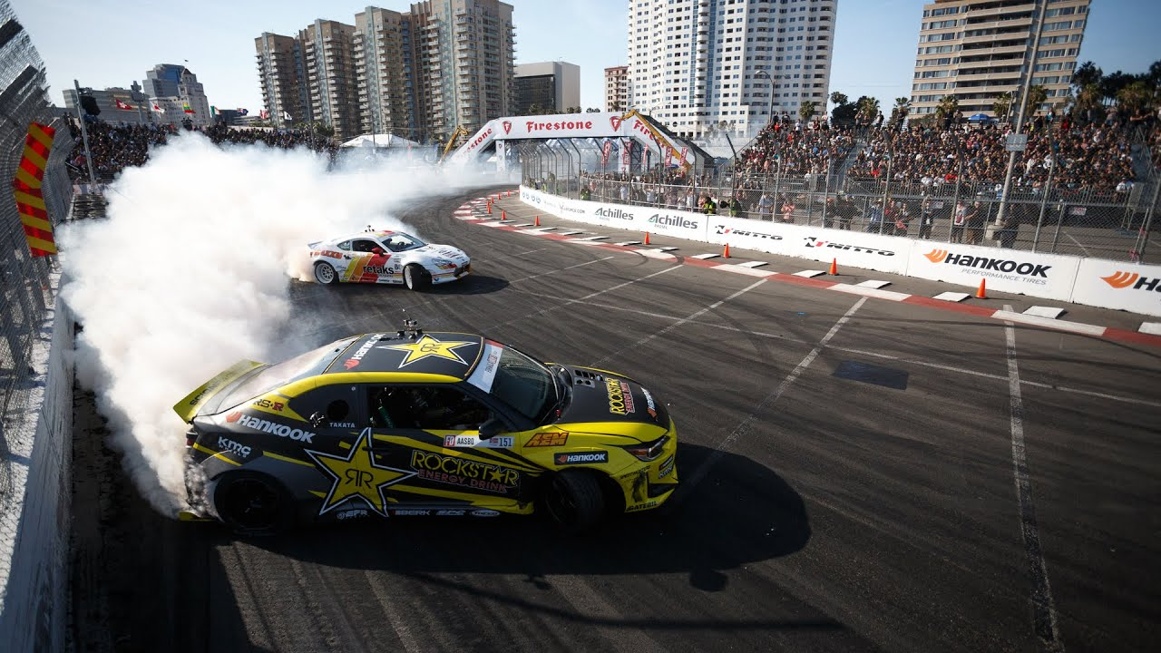 Formula Drift Streaming Live On Network A All Season Long