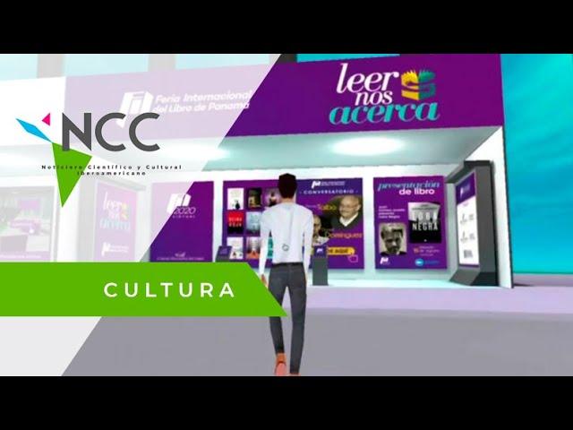 Edición 2020 de la Feria del Libro de Panamá se vivió en la virtualidad