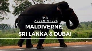 Maldiverne, Sri Lanka & Dubai - Adventuredk