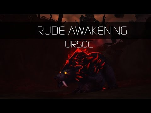 Rude Awakening v Mythic Ursoc - Hunter POV