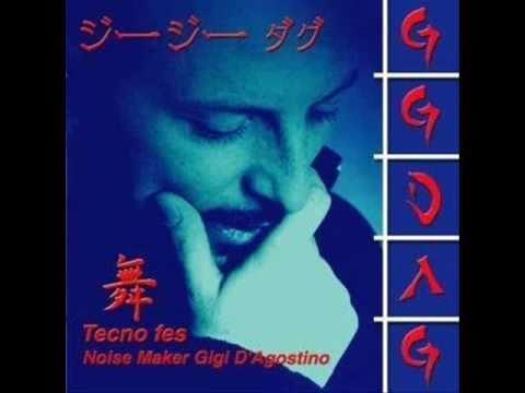 Gigi D'Agostino - La Marche Electronique ( Tecno Fes 1 )