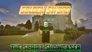 Roblox Script Showcase Episode#956/Divine Golden Handed Sword