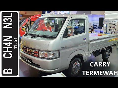 In Depth Tour Suzuki Carry Luxury Wide Deck Hdc61t Indonesia Youtube