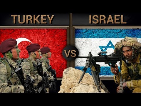 Turkey vs Israel - Army/Military Power Comparison 2018 (Turkish Army vs Israeli Army)