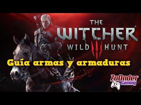 The Witcher 3 [Guia de armas y armaduras para principiantes]