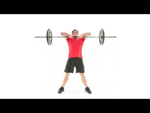 Sumo Deadlift High Pull