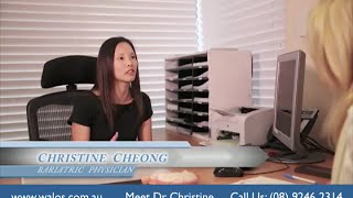 Meet Dr. Christine Cheong, Bariatric Physician