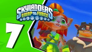Skylanders Swap Force (Redo) Walkthrough Part 7: Motleyville [Playstation 4]