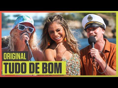 """Luisa Sonza e PK cantam """"Tudo de bom""""  Verão Multishow  Música Multishow"""