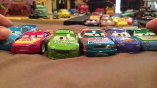 Cars 3 diecast review live stream