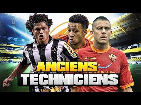 FIFA 16 - LES ANCIENS TECHNICIENS #2