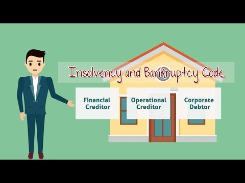 Insolvency and Bankruptcy Code | The Learning Curve