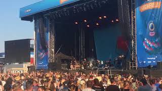 Bosse - Augen zu Musik an Live @ Highfield Festival Großpösna 19.08.2018