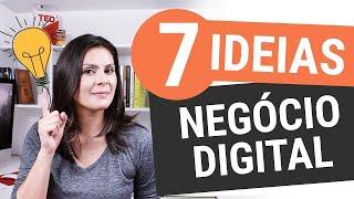 😱 7 Ideias de Negócio Online Digital para começar em 2018