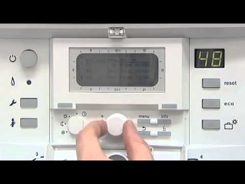 How To Use The FW100 Weather Compensation Boiler Control