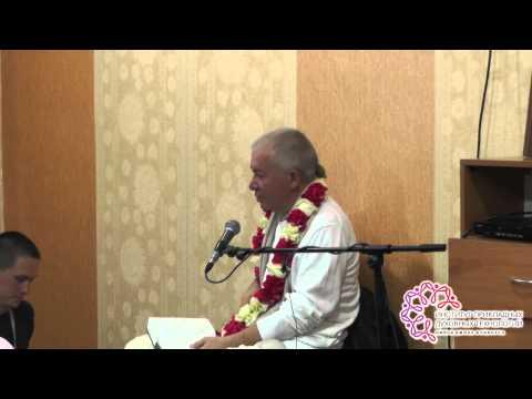 Бхагавад Гита 2.48 - Чайтанья Чандра Чаран прабху