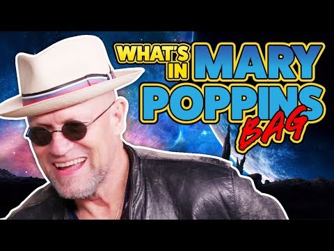 WHAT'S IN THE BOX CHALLENGE w MICHAEL ROOKER