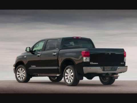 The All New 2010 Toyota Tundra Platinum Youtube