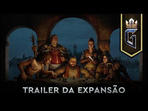 """Novigrad é a segunda expansão de """"GWENT: The Witcher Card Game"""""""