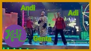 "[ KDI SuperStar ] Adi KDI,Genta KDI,Andi KDI - ""you are my Sonia """