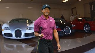 Tiger Woods's Lifestyle ★ 2018