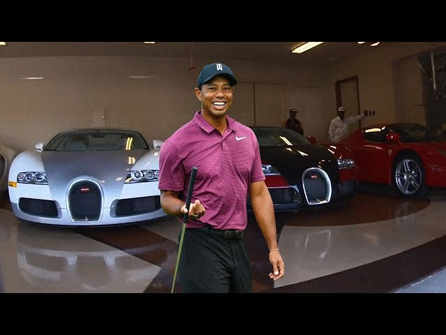 Tiger Woodss Lifestyle ★ 2018